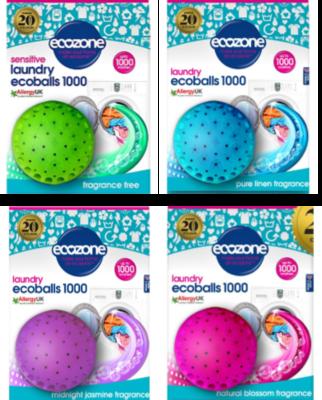 Ecoball XL - 1000 wasbeurten