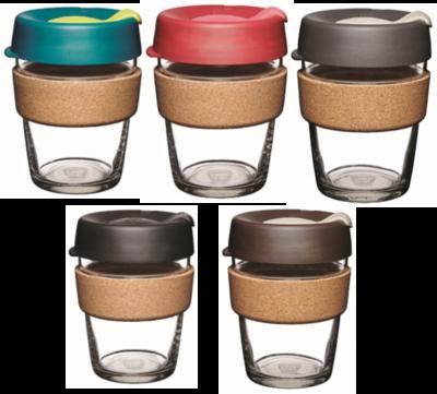 Keep Cup Coffee Beker to go 100% recyclebaar 340 ml