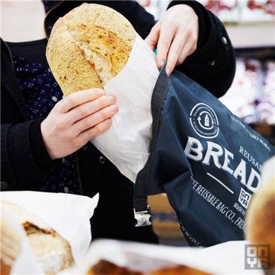 Onya Herbruikbare Broodzak met Handvat - Breadbag