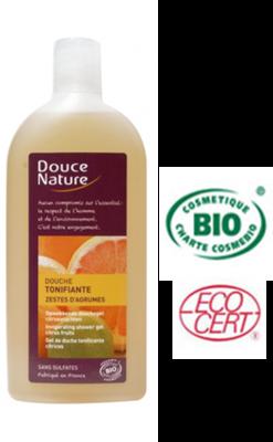Douce Nature Biologische douche met citrus - 300 ml