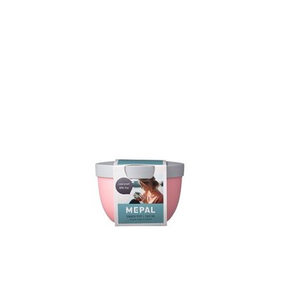 Mepal snackpot pink (uit assortiment)