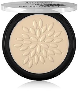 Lavera Compact powder Ivory 01 vegan
