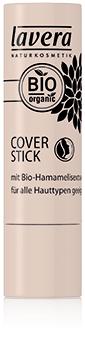Lavera Coverstick - Ivory 01 vegan