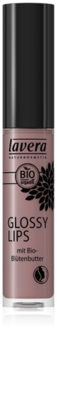 Lavera glossy lips - Hazel Nude 12