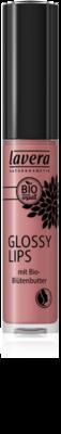 Lavera glossy lips - Rosy Sorbet 08