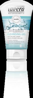Lavera Basis sensitive cleansing gel, vegan