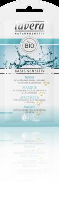 Lavera Q10 makser sensitive, vegan