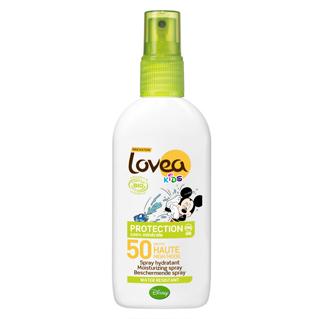 Lovea Kids sun spray SPF 50 disney bio
