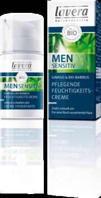 Lavera men moisturising crème, vegan