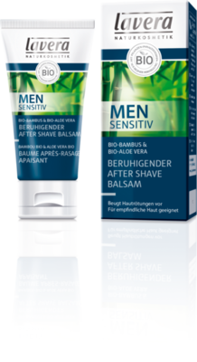 Lavera men after shave balm, vegan