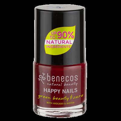 Benecos nagellak red cherry vegan