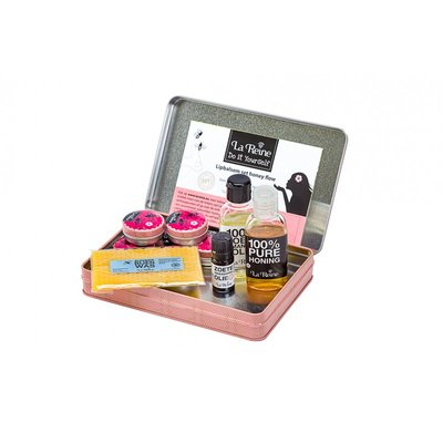 La reine do it your self lipbalm kit