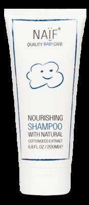 Naïf Baby nourishing shampoo