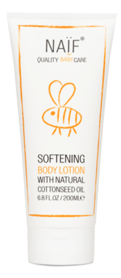 Naïf Baby softening body lotion