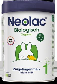 biologische zuigelingenvoeding