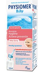 Physiomer Baby comfort neusspray