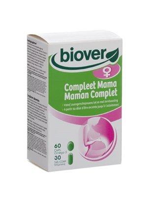 Biover Compleet mama 60 caps + 30 tabletten