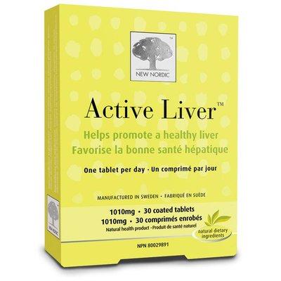 NewNordic Active Liver 100% natuurlijk