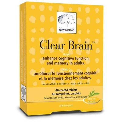 NewNordic Clear brain 100% natuurlijk