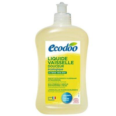 Ecodoo afwasmiddel ecocert