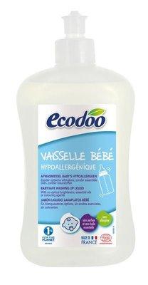 Ecodoo Afwasmiddel hypoallergeen Baby safe Ecocert