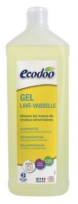 Ecodoo Vaatwasmachine gel, Ecocert