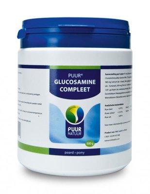 Puur glucosamine, hond, kat, paar, pony, 100% natuurlijk, 500 gram