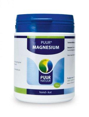 Puur Magnesium hond & kat, 100% natuurlijk