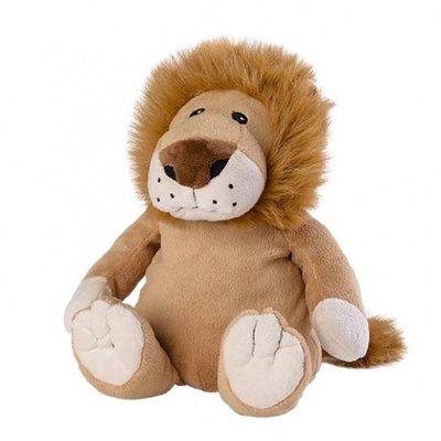 Warmte knuffel Leeuw met uitneembare vulling