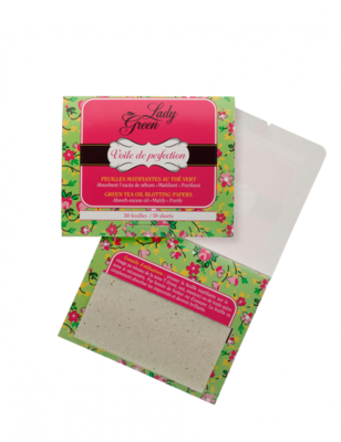 Lady Green Absorberend papier