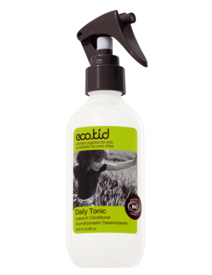 Ecokid , Daily tonic leave-in conditioner prevent luis, Ecocert