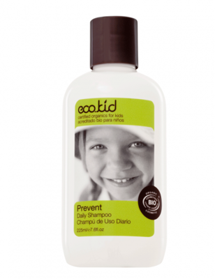 Ecockid, Prevent shampoo hoofdluis Ecocert