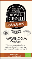 Royal Green Mushroom complex 100% gecertificeerd biologisch