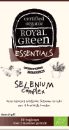 Royal Green, Selenium complex 100% gecertificeerd biologisch, vegan