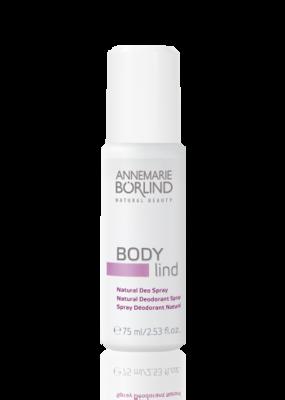 Annemarie Borlind Body lind deodorant spray, vegan