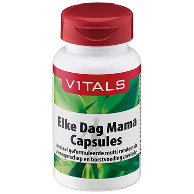 Vitals Elke dag mama 60 capsules