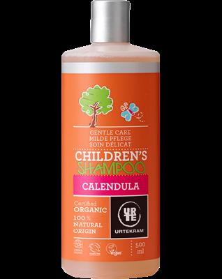 Urtekram Shampoo kinderen calendula, 500 ml, vegan