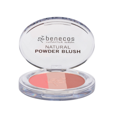 Benecos Compact blush fall in love
