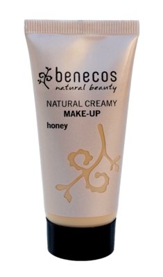 Benecos natural creamy foundation honing