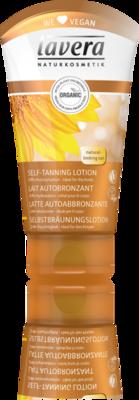 Lavera Bodylotion  self tanning , vegan