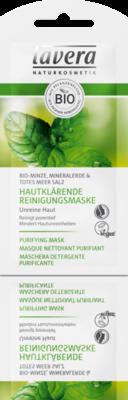 Lavera Mask cleansing mint, vegan