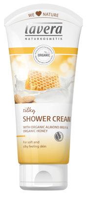 Lavera Showercream almond & honey