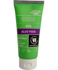 Urtekram Aloe vera huid gel, vegan