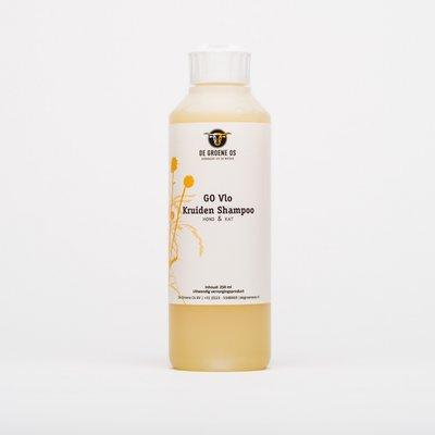 De Groene Os Go vlo kruiden shampoo