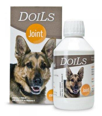 Doils Omega 3 joint, soepele beweging van de hond