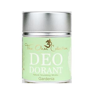 The Ohm Collection, Deodorant poeder gardenia, vegan