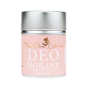 The Ohm Collection, Deodorant poeder jasmijn, vegan
