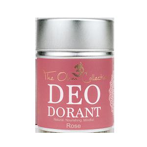 The Ohm Collection, Deodorant poeder rose, vegan