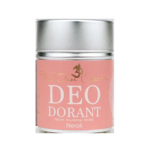 The Ohm Collection, Deodorant poeder neroli, vegan