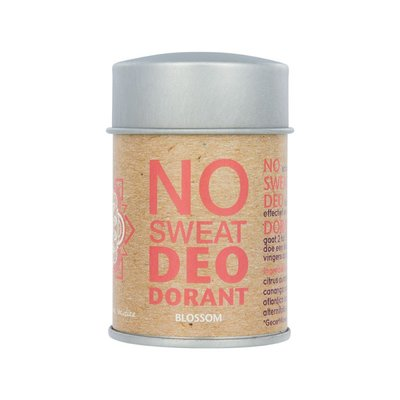 The Ohm Collection Deo Dorant Poeder No Sweat Blossom, vegan